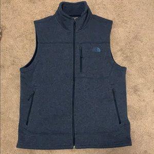 Men's Northface Fleece Vest